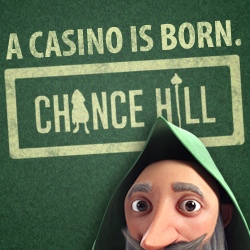 ChanceHill casino - 300€ welcome bonus & 100 free spins on Starburst